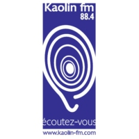 Logo of radio station Kaolin FM