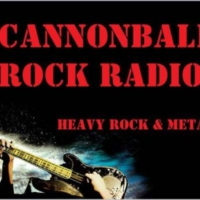 Logo of radio station Cannonball Rock