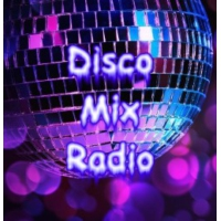 Logo of radio station Disco Mix Radio