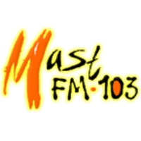 Logo of radio station Mast FM Karachi 103
