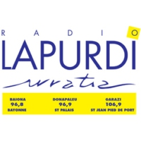 Logo of radio station Radio Lapurdi