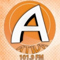 Logo of radio station ATIVA