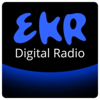 Logo of radio station EKR - RETRO ROCK