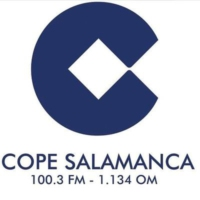 Logo of radio station COPE Salamanca