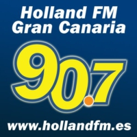 Logo of radio station Holland FM 90.7 Gran Canaria