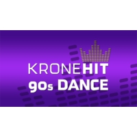 Logo of radio station KRONEHIT 90's Dance