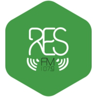 Logo of radio station RES.FM