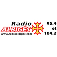 Logo of radio station Radio Albigès
