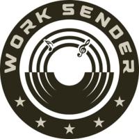 Logo of radio station WorkSender Radio