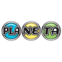 Logo of radio station Planeta