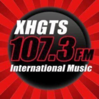 Logo of radio station XHGTS-FM iLike 107.3