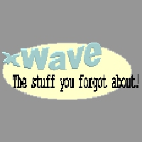 Logo of radio station Xwave