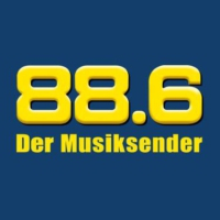 Logo of radio station Radio 88.6