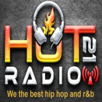 Logo de la radio Hot 21 Radio