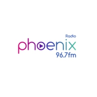 Logo of radio station Phoenix Radio 96.7 FM