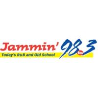 Logo of radio station WJMR Jammin' 98.3