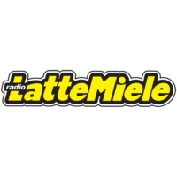 Logo of radio station LatteMiele Veneto