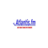 Logo de la radio Atlantis.fm - Rock