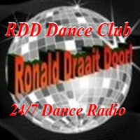 Logo of radio station RDD DanceClub