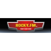 Logo of radio station Rocky FM