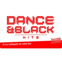 Logo of radio station Ostseewelle Dance & Black