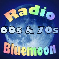 Logo of radio station RadioBluemoon