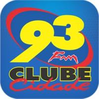Logo de la radio Clube Cidade FM