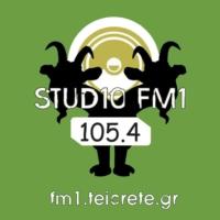 Logo de la radio Studio Fm1 105.4