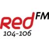Logo of radio station Corks RedFM 104-106