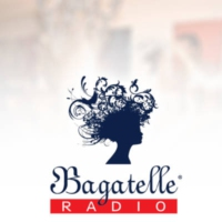 Logo of radio station Bagatelle Radio