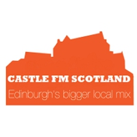 Logo of radio station Castle FM Scotland