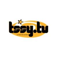 Logo of radio station TSSY