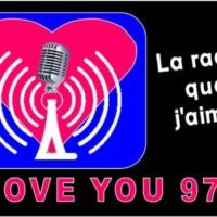 Logo de la radio loveyou974