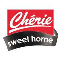 Logo de la radio Chérie Sweet Home