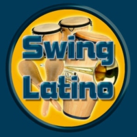 Logo de la radio Swing Latino EC