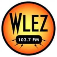 Logo of radio station WLEZ