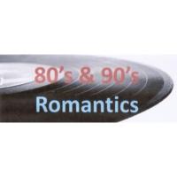 Logo of radio station 80S 90S ROMANTICS