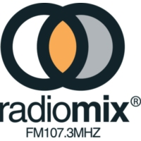 Logo of radio station RadioMIX