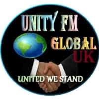 Logo de la radio Unity fm Global UK