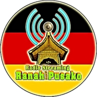 Logo of radio station Radio Ranah Pusako
