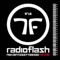 Logo of radio station Radio Flash 97.6