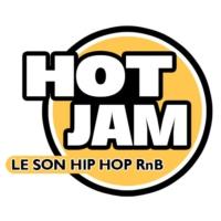 Logo of radio station HOTJAM