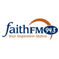 Logo of radio station CJTW Faith 94.3 FM