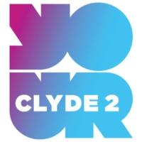 Logo of radio station Clyde 2