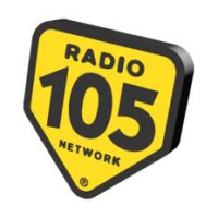 Logo of radio station Radio 105 Network Latino