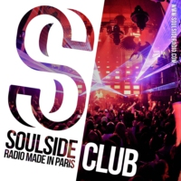 Logo of radio station CLUB I Soulside Radio Paris