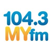 Logo de la radio KBIG 1043 MYfm