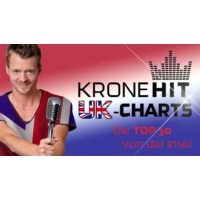 Logo of radio station KroneHit UK Charts