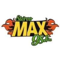 Logo de la radio XHMAXX Stereo Max