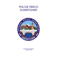 Logo de la radio San Diego Police Dispatch